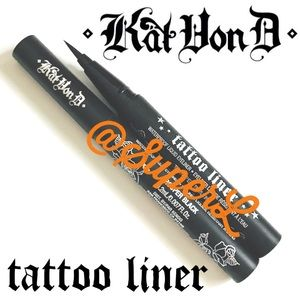 2/$15 Kat Von D Tattoo Liner Eyeliner Waterproof